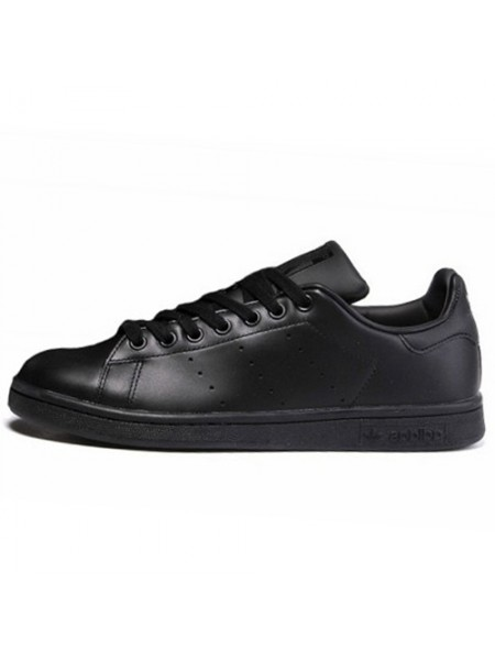 Кроссовки Adidas Originals Stan Smith Core Black/Black/Black