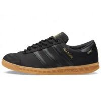 Кроссовки Adidas Hamburg GTX Core Black/Gum