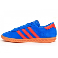 Кроссовки Adidas Hamburg Original Blue/Orange