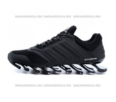 Кроссовки Adidas Springblade All Black