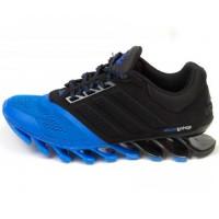 Кроссовки Adidas Springblade Black/Blue