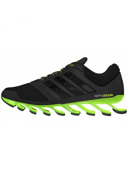 Кроссовки Adidas Springblade Insect Black/Green