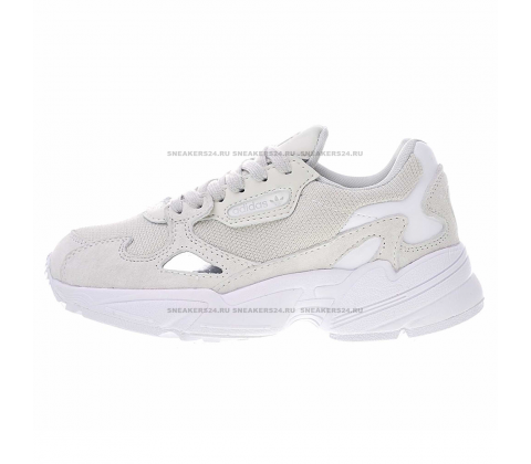 Кроссовки Adidas Falcon White/Beige
