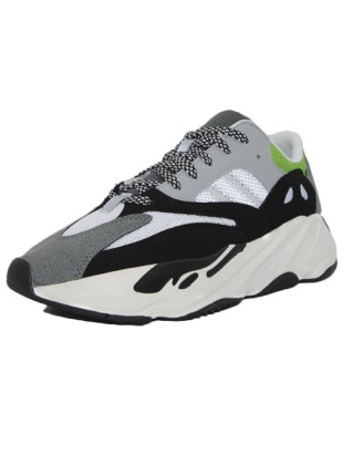 Кроссовки Adidas Yeezy Wave Runner 700 Grey/Green/Black
