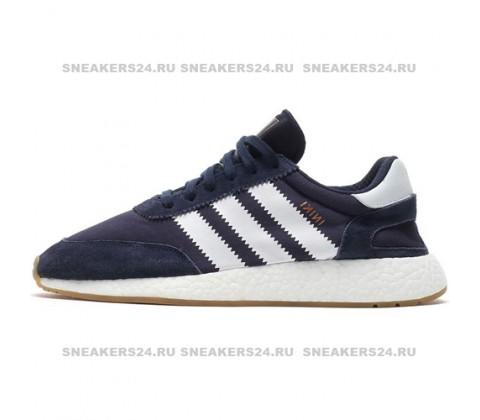 Кроссовки Adidas Iniki Runner Blue