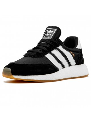 Кроссовки Adidas Iniki Runner Black/White