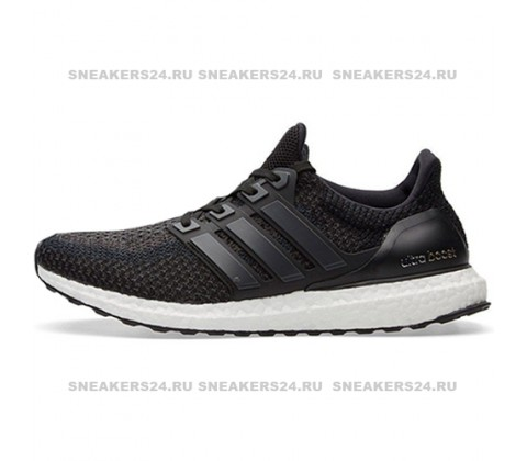 Кроссовки Adidas Ultra Boost Black/Gray