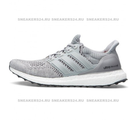 Кроссовки Adidas Ultra Boost Gray