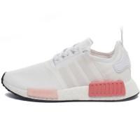 Кроссовки Adidas NMD White/Pink