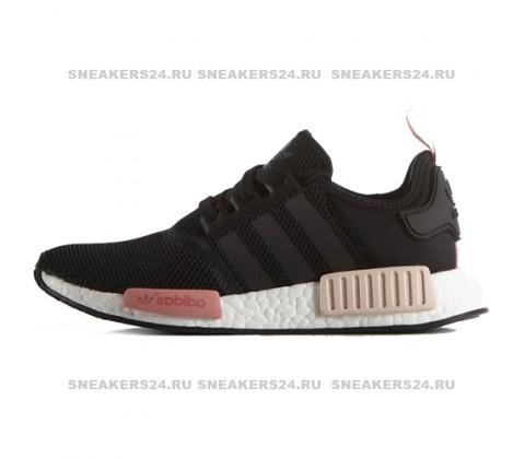 Кроссовки Adidas NMD Black/Beige