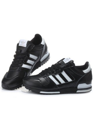 Кроссовки Adidas ZX 700 Black/White