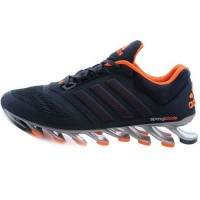 Кроссовки Adidas Springblade Blue/Orange