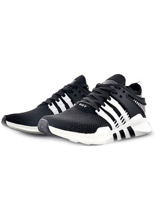 Кроссовки Adidas Equipment Support ADV Primeknit Black/White