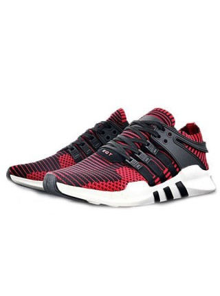 Кроссовки Adidas Equipment Support ADV Primeknit Red/Black
