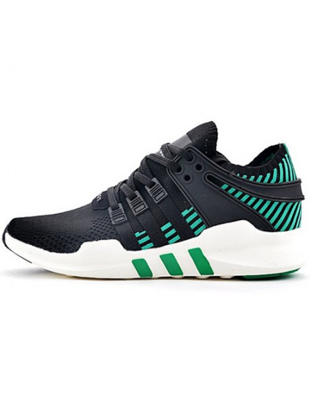 Кроссовки Adidas Equipment Support ADV Primeknit Black/Green