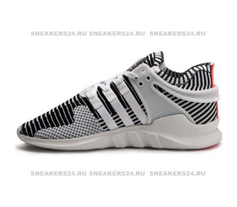 Кроссовки Adidas Equipment Support ADV Primeknit White/Black