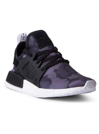 Кроссовки Adidas NMD_XR1 Blue/Camouflage