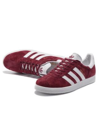 Кроссовки Adidas Gazelle Burgundy