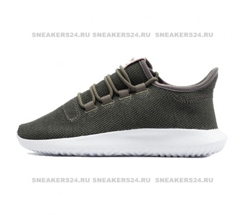 Кроссовки Adidas Tubular Shadow Knit Green