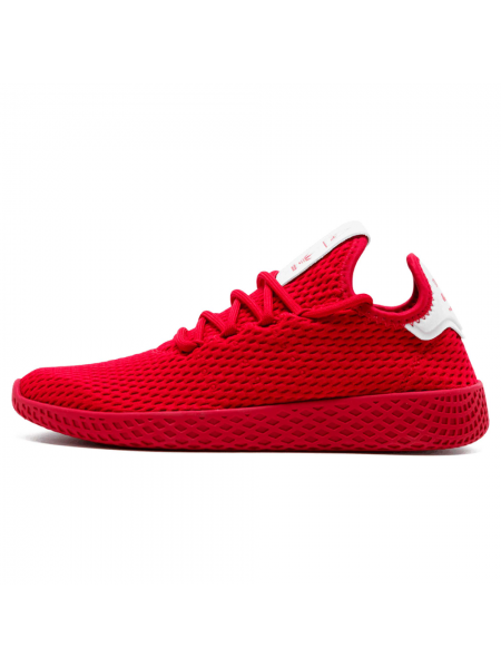 Кроссовки Adidas Pharrell Williams Tennis Hu Red
