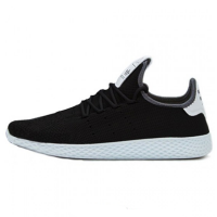 Кроссовки Adidas Pharrell Williams Tennis Hu Black/White