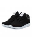 Кроссовки Adidas Pharrell Williams Tennis Hu Black/White