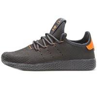 Кроссовки Adidas Pharrell Williams Tennis Hu Black/Orange