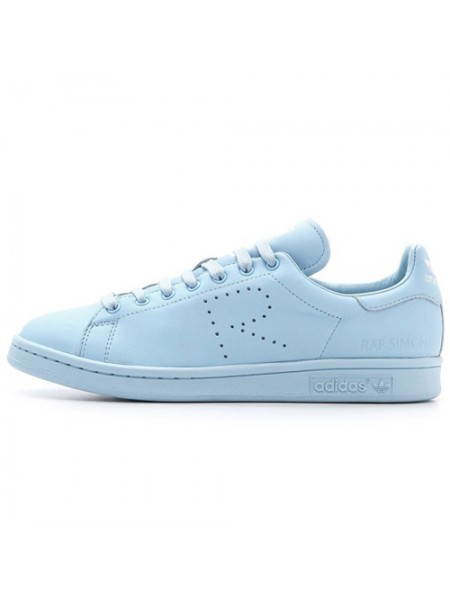 Кроссовки Adidas x Raf Simons Stan Smith Light Blue
