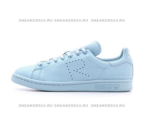 Кроссовки Adidas x Raf Simons Stan Smith Light Blue