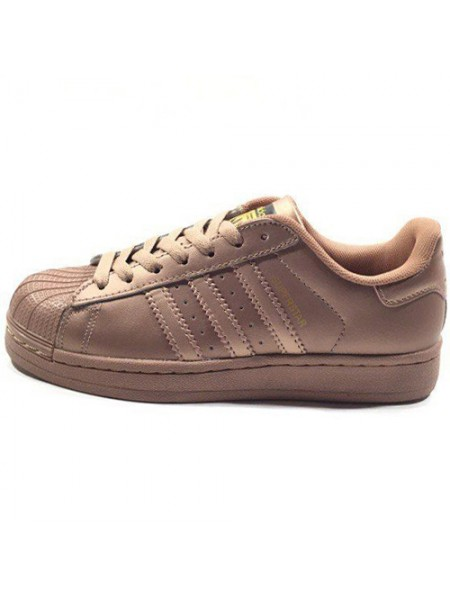Кроссовки Adidas Superstar Bronze