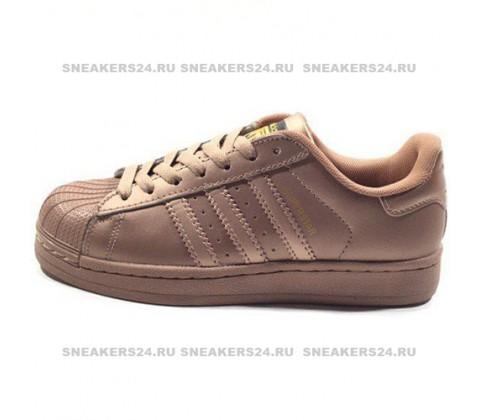 Кроссовки Adidas Superstar Bronze