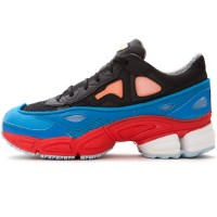 Кроссовки Adidas Raf Simons Ozweego 2 Black/Blue/Red