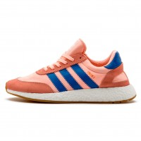 Кроссовки Adidas Iniki Runner Pink/Blue