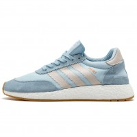 Кроссовки Adidas Iniki Runner Lightly Blue/White