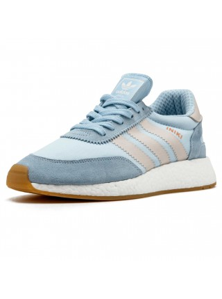 Кроссовки Adidas Iniki Runner Lightly Blue/White