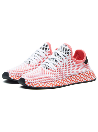 Кроссовки Adidas Deerupt Runner Pink/Orange