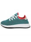 Кроссовки Adidas Deerupt Runner Turquoise