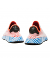 Кроссовки Adidas Deerupt Runner Orange/Blue