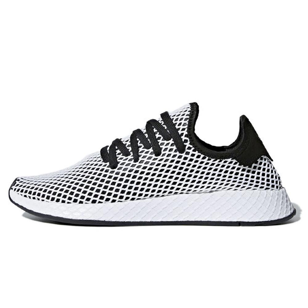 ddcf06b9 Кроссовки Adidas Deerupt Runner Black/White