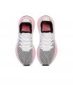 Кроссовки Adidas Deerupt Runner Black/White/Pink