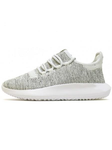 Кроссовки Adidas Tubular Shadow Knit Grey/White