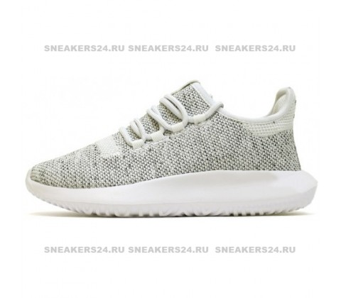 Кроссовки Adidas Tubular Shadow Knit Grey/White