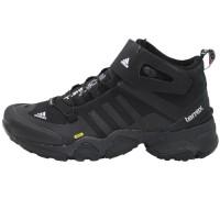 Кроссовки Adidas Terrex Soft Shell Thermo Dark Black