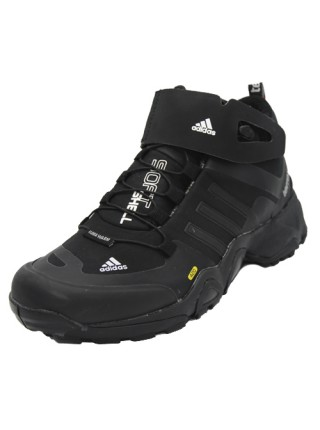 Кроссовки Adidas Terrex Soft Shell Thermo Dark Black