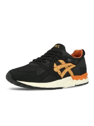 "Кроссовки Asics Gel Lyte V ""Black Tan"" Black/Orange"