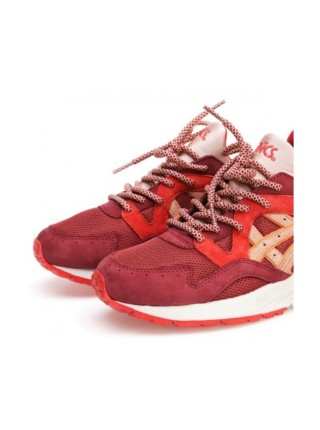 "Кроссовки Asics Gel Lyte V ""Volcano"" Red"