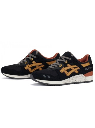 Кроссовки Asics Gel Lyte III Black/Orange