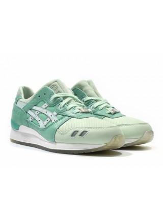 Кроссовки Asics Gel Lyte III Silver Screen Green/White