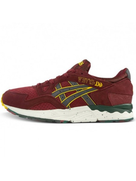 "Кроссовки Asics Gel Lyte V ""Kojo"" Red"