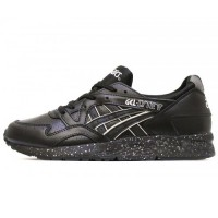 Кроссовки Asics Gel Lyte V Black Leather Supreme